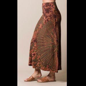 Dresses & Skirts - Tie-Dye Skirt
